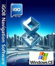 iGO Primo 8 WINCE Navigation