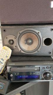Onkyo Receiver CR-305FX mit Bluetooth