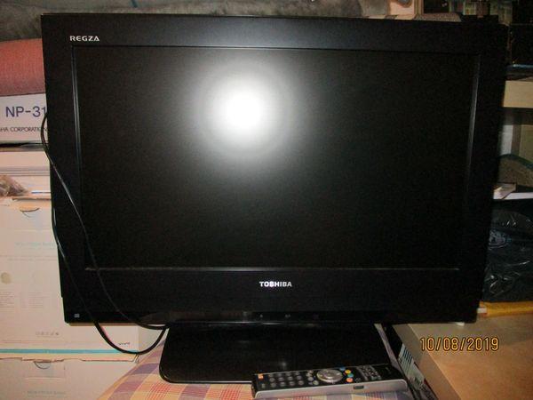Flachbildfernseher von Toshiba Regza gut
