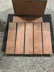 Steinfliesen 20x42 cm und 10x42
