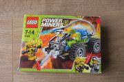 Lego Power Miners - Lavaflitzer Nr