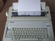 Elektrische Schreibmaschine - Brother AX-110