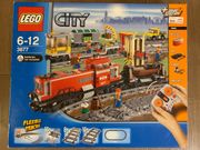 LEGO City Güterzug mit Diesellokomotive