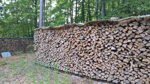 Verkaufe Brennholz ofenfertig Hartholz Weichholz