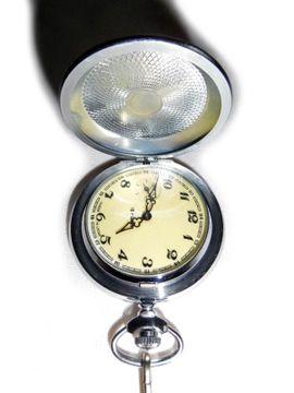 Uhren - Taschenuhr von Molnija