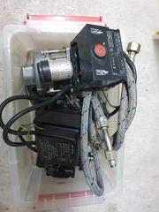 Ersatzteile aus Viessmann Ölbrenner