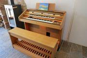Böhm Orgel elktrisch Vollpedal voll