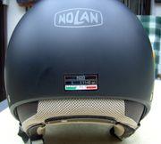 Motorrad Jett Helm Nolan