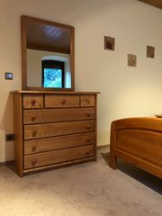 Echtholz Schlafzimmer Möbel