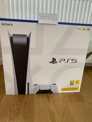 Playstation 5 Disc Laufwerk Version