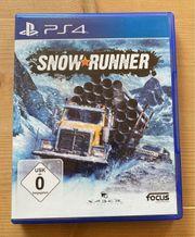 Snowrunner - PS4 PS5