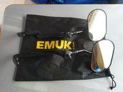 Emuk Caravanspiegel für Skoda Octavia