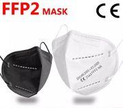 FFP2 zertifizierte Atemschutzmasken 10 Stück