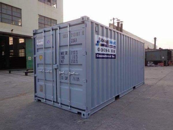 20 Fuß Container zu verkaufen