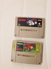 Super Nintendo Spiele