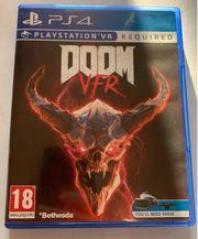 DOOM VFR PS4 Playstation VR