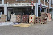 Orient Teppich Wäsche Reparatur Ankauf