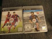 PS3 FIFA Spiele