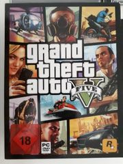 GTA V PC - Grand Theft