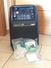 Sauerstoffkonzentrator Beatmung Pflege Therapie Sauerstoffgerät