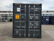 40 Fuß High Cube Seecontainer