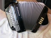 Diatonische Handharmonika Hohner Morino Club