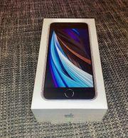 iPhone SE 128GB weiß mit