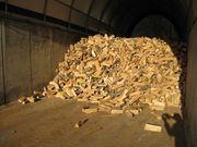 Brennholz Mengenangabe beachten SRM oder