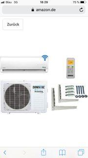 Klimaanlage Splitgerät NEU