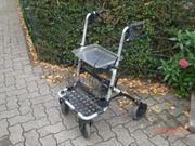 Rollator Invacare P452 E3 Sommerangebot