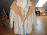Sherpa Hooded Jacke mit Kapuze