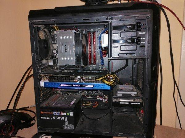 gaming PC mit gtx 1080