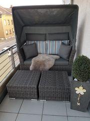Verkaufe Lounge mit Verdeck und