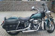 Harley Davidson Heritage FLSTCI