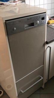 Schmale Neff Spülmaschine