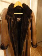 Wintermantel Damen Mantel Gr 44