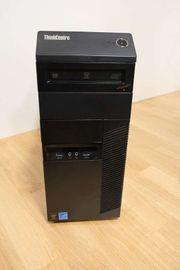 Aufgerüsteter Lenovo Desktop-PC