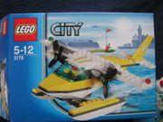 Lego City Wasserflugzeug 3178 Originalverpackung