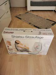 Gesundheit- und - Wohlbefinden Shiatsu MG
