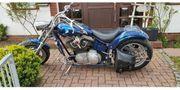 Harley Custom Bike