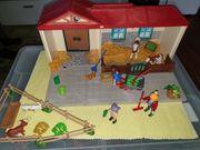 playmobil Bauernhof Komplett