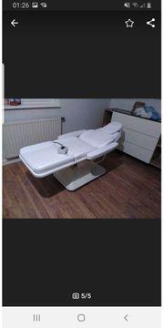 Kosmetik- stuhl- liege- Elektrisch