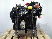 Engine Motor Nissan Renault K9K628
