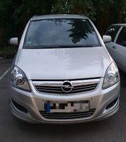 Opel Zafira aus 1 Hand