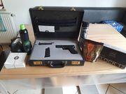Airsoft Glock 17 gen4 blowback