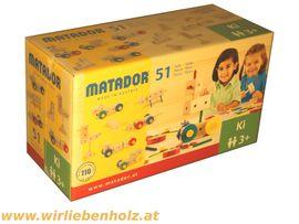Bild 4 - Matador Holzbaukasten für Kinder ab - Hopfgarten im Brixental