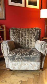2 Original 30Jahre-Sessel