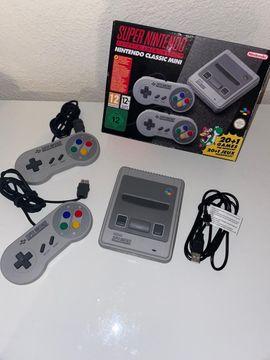 Nintendo Sonstiges - Super Nintendo Classic Mini in