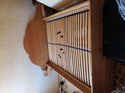 Holz Bett