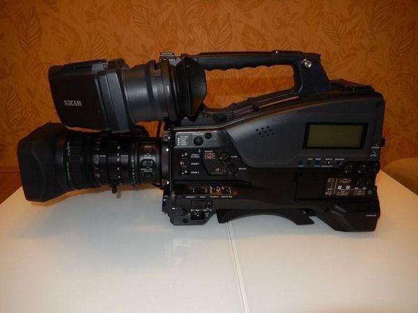 Camcorder Sony Pmw-400K 23 Xdcam